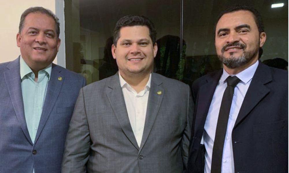 Vice-governador celebra construção do Centro de Convenções de Taquaruçu e agradece Eduardo Gomes