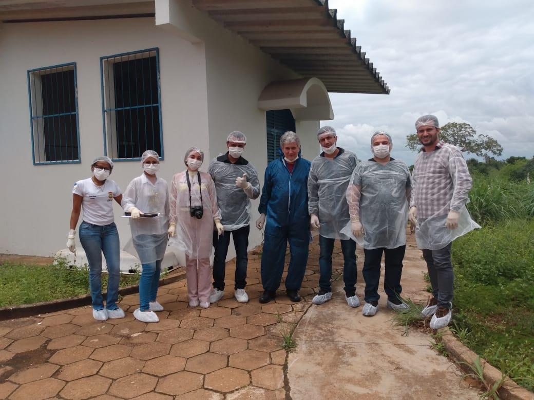 IML capacita profissionais de saúde em Palmas