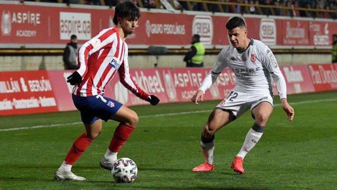 Augusto Galvan celebra classificação na Copa do Rei contra o poderoso Atlético de Madrid: 'Um sonho perfeito'
