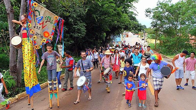 Taquaruçu receberá eventos culturais no período de Carnaval