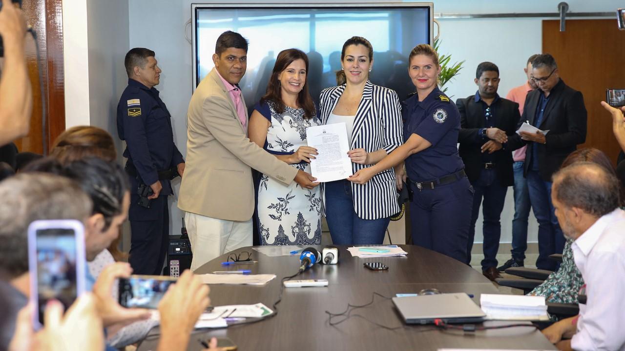Edital do concurso para Guarda Metropolitana de Palmas será lançado em março