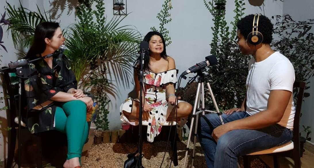 Podcast Cultura em Movimento estreia com objetivo de divulgar cenário cultural palmense
