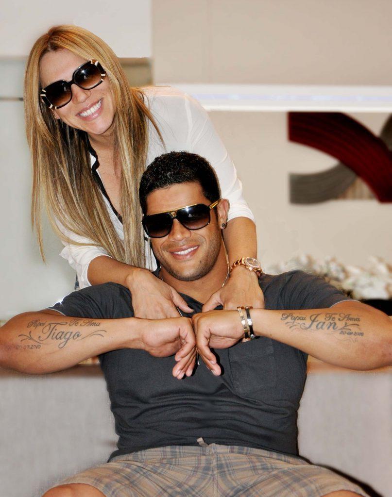 Em recente acordo, Hulk Paraíba deu à ex mulher R$ 71 mi em bens e imóveis