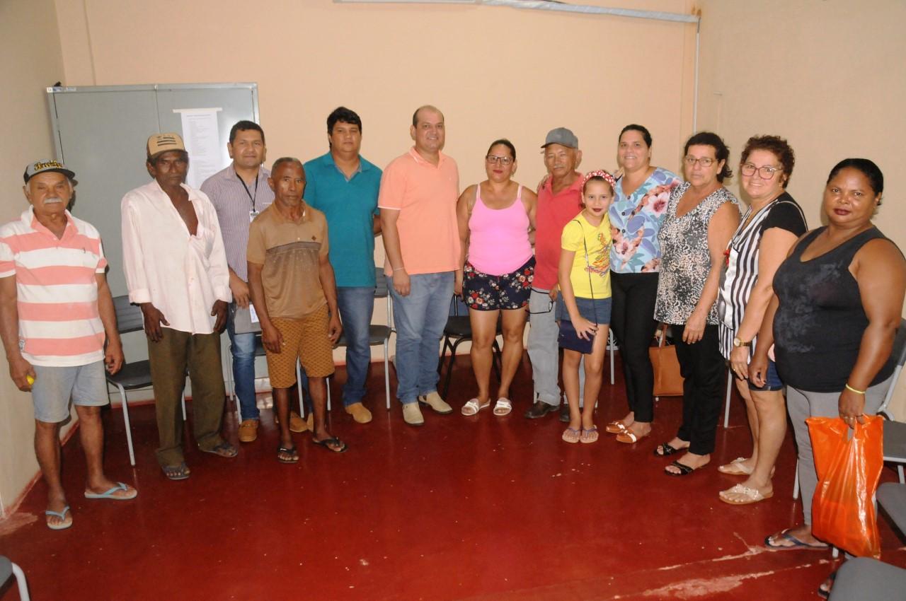 Prefeitura de Miracema e feirantes alinham prioridades da reforma das feiras cobertas da cidade