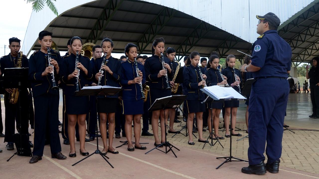 Prefeitura de Palmas cria programa sociocultural voltado para a formação musical de jovens