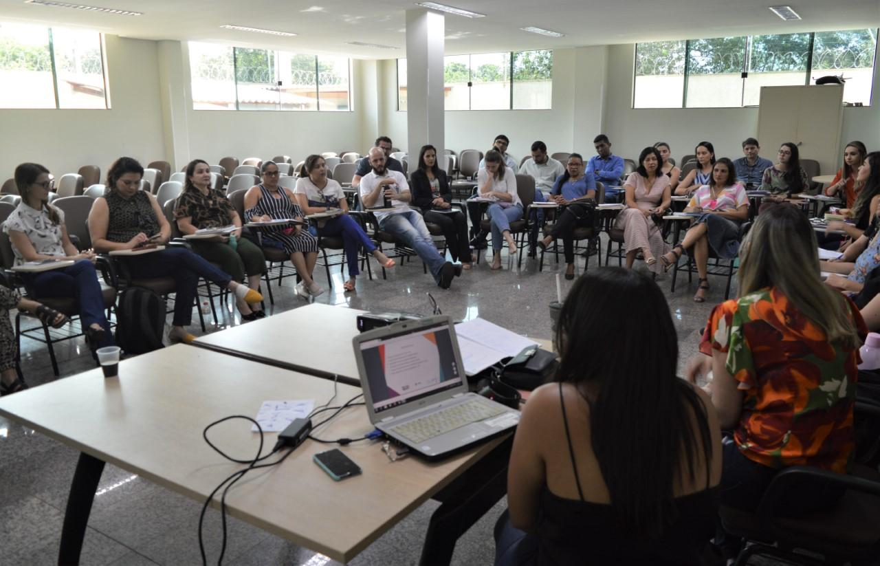 Coordenadores das áreas técnicas em Palmas discutem 'Projeto de Aperfeiçoamento em Atenção Primária à Saúde'