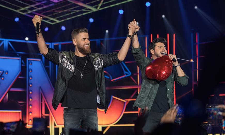 Zé Neto & Cristiano lança sétimo videoclipe inédito de Por Mais Beijos Ao Vivo