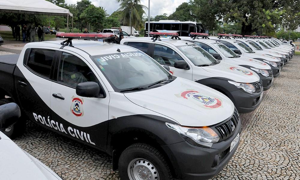 Investimentos do Governo na área da segurança pública reduzem índices de crimes violentos e letais no Tocantins