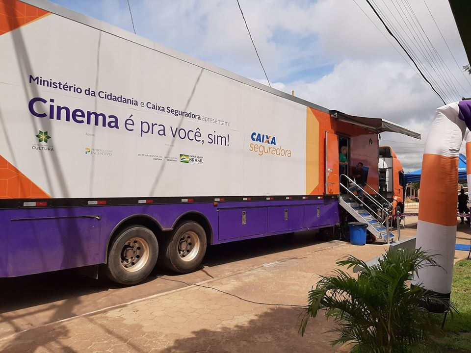 Araguainenses terão três dias de cinema gratuito no Parque Cimba