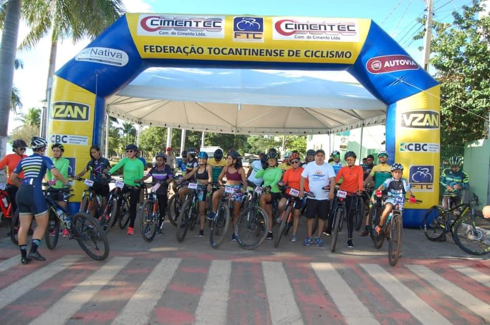 Copa Lagoa de Ciclismo MTB movimenta programação de aniversário da cidade
