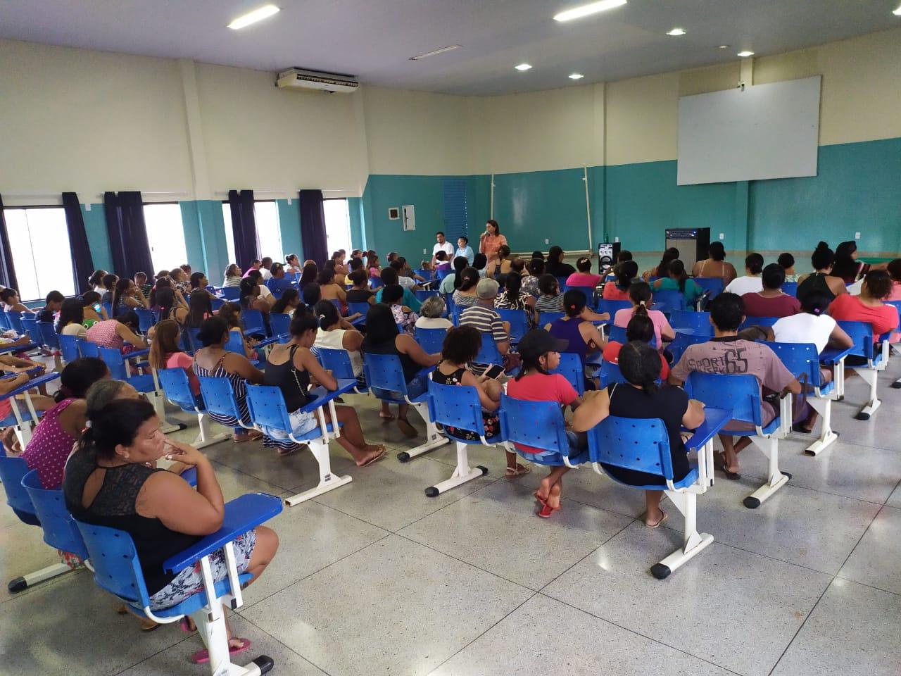 Bolsa Família divulga calendário de reuniões com beneficiários na Capital