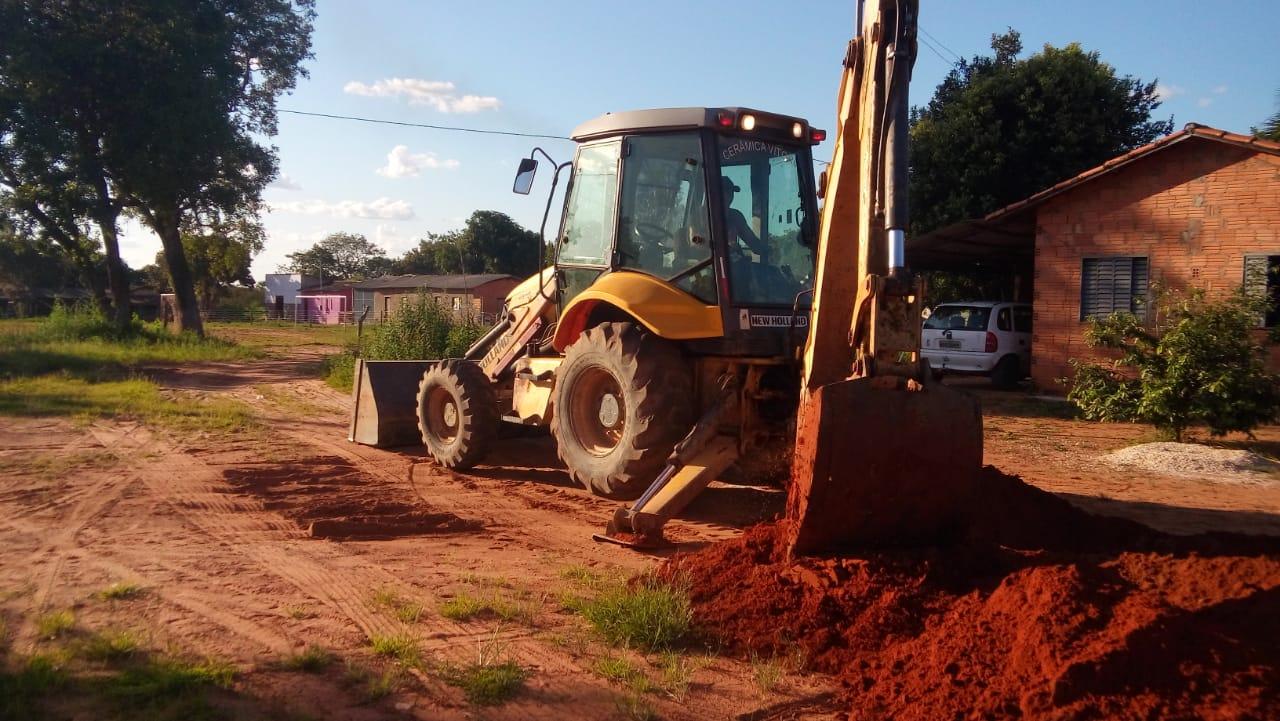 Obras de extensão de rede são entregues em Palmeirante