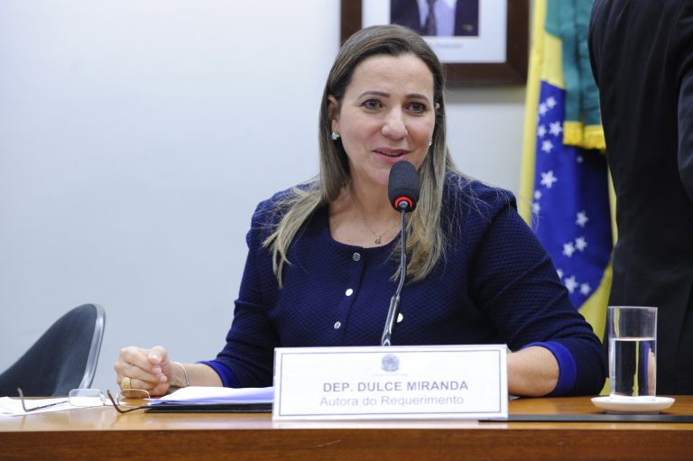 Emenda de Dulce Miranda contempla Wanderlândia com recursos para aquisição de maquinário
