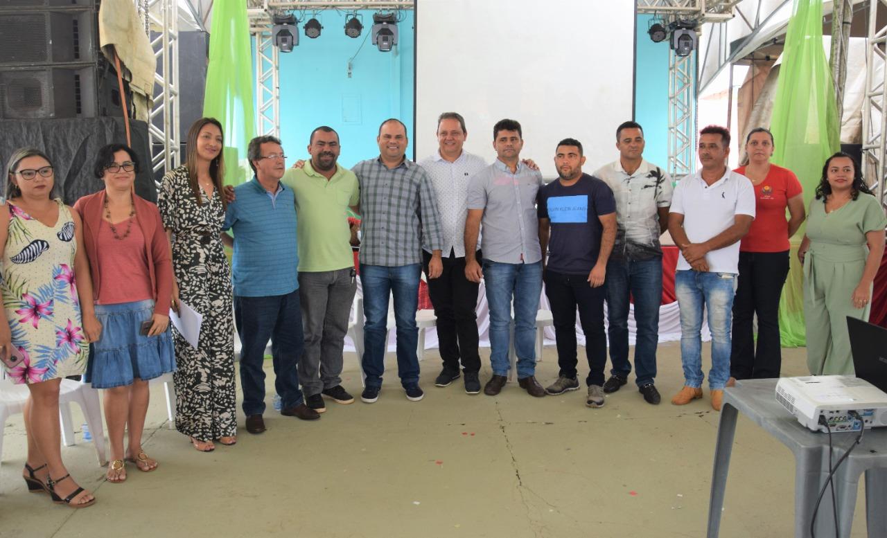 Tabocão realiza missa e inauguração de obras em comemoração ao 29º aniversário da cidade