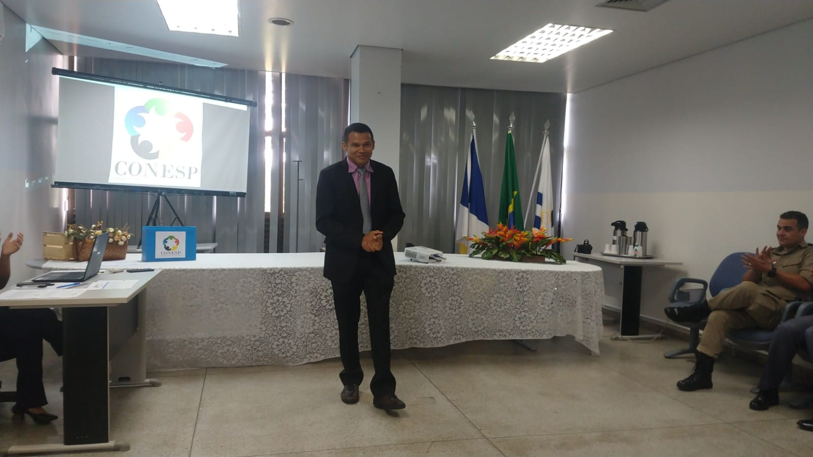 Representante do Sindiperito integrará Conselho Estadual da Segurança Publica