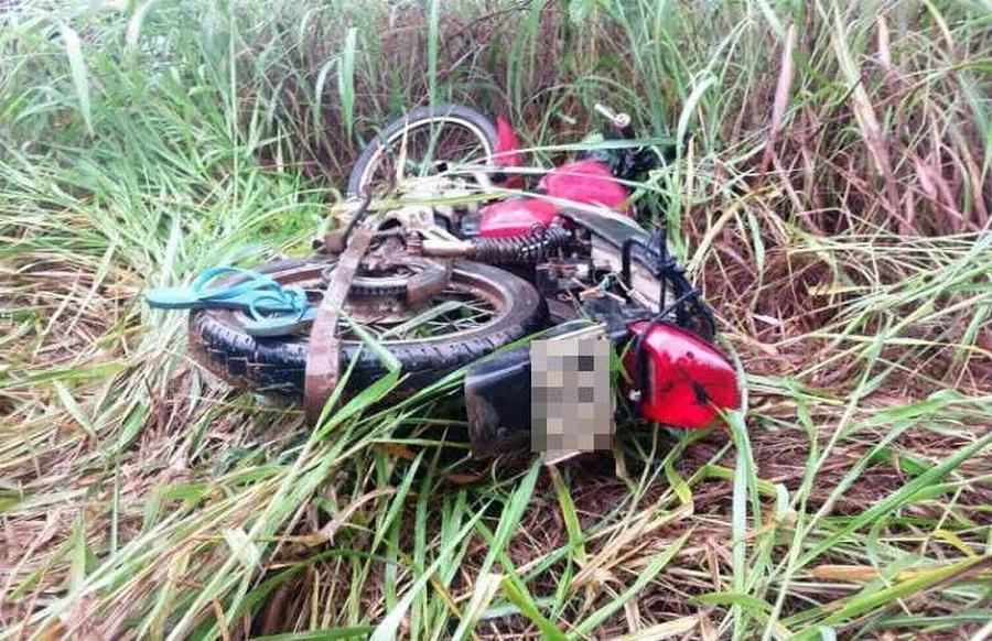 Adolescente de 12 anos que dirigia motocicleta morre após ser atingido por carro em rodovia