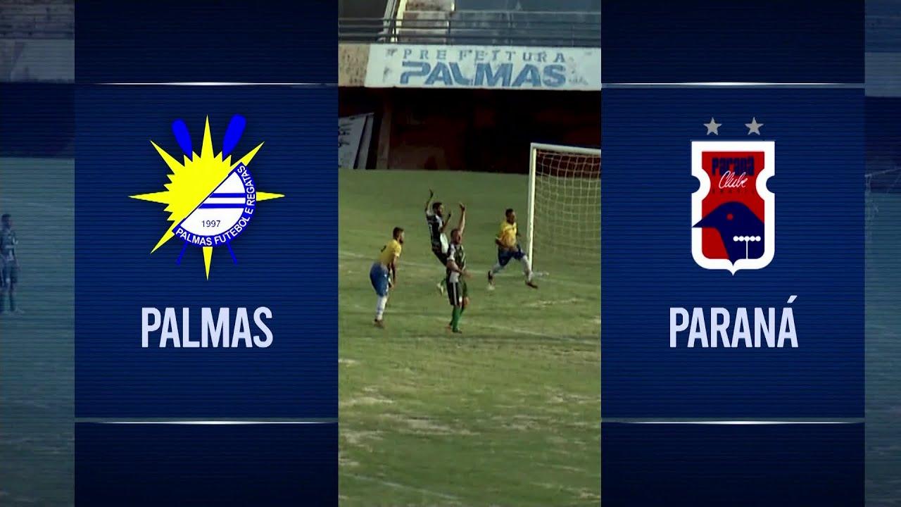 Copa do Brasil: Assista ao vivo a disputa entre Palmas x Paraná no estádio Nilton Santos