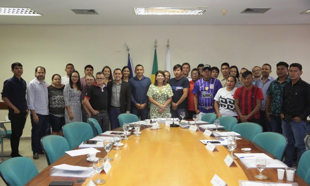 Conselho Estadual de Educação Escolar Indígena toma posse em Palmas