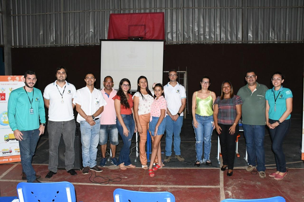 7ª Reunião Setorial do Plano de Resíduos Sólidos é realizada em Paraíso