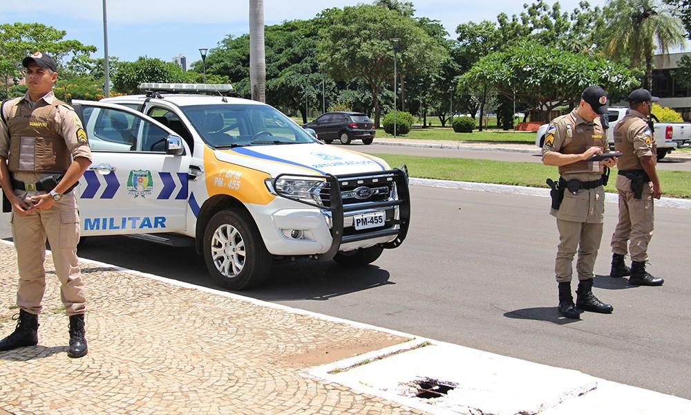 Governador Carlesse viabiliza horas extras e PM e Bombeiros terão mais efetivo nas ruas