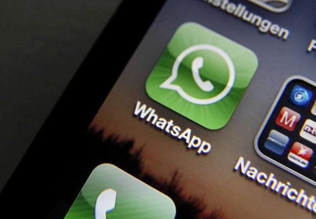 Aumentou em 40% o uso do Whatsapp desde o início da crise do coronavírus