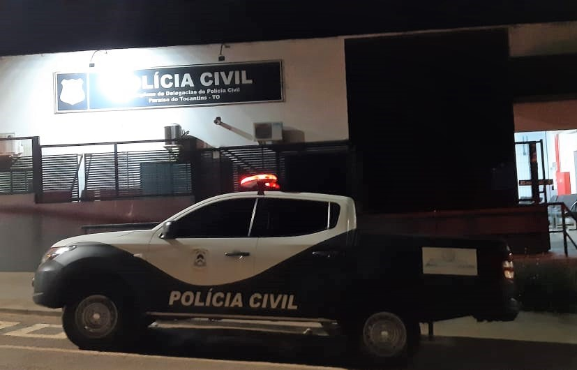 Polícia Civil cumpre mandado de internação de menor infrator que participou de roubo em Paraíso