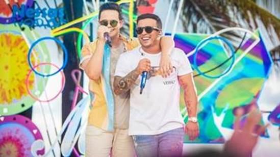 Matheus e Kauan marcam data de live e lançam duas músicas na quarentena