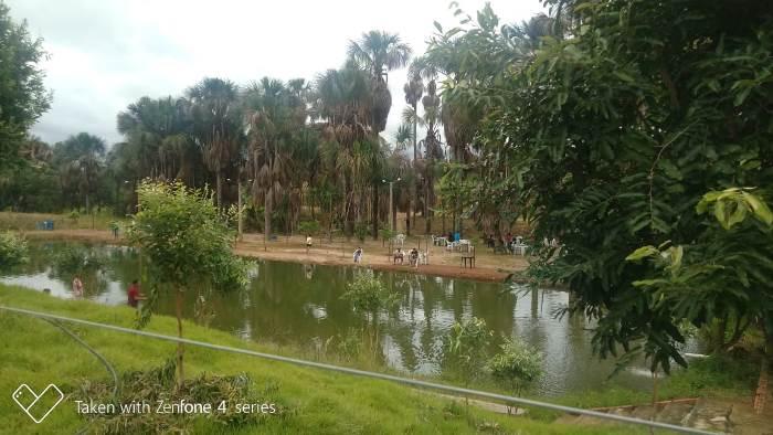 Pesque-paque e restaurante Estância dos Buritis atenderá neste fim de semana em Paraíso