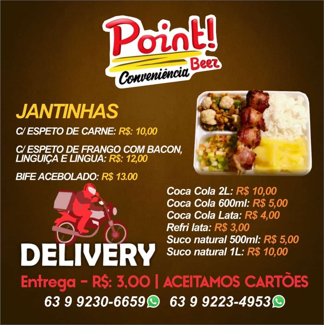 Point Beer Conveniência segue aberta em Paraíso com entrega até de madrugada; confira!