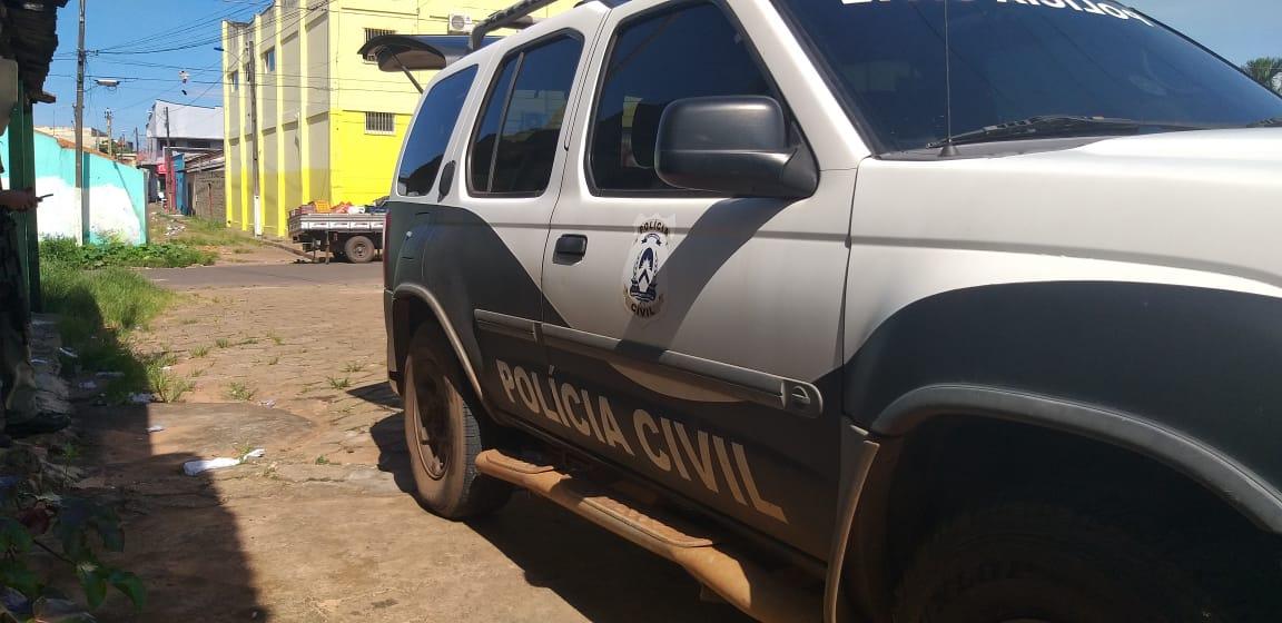 Polícia Civil prende Foragido da Justiça suspeito de cometer vários crimes no Tocantins e no Maranhão