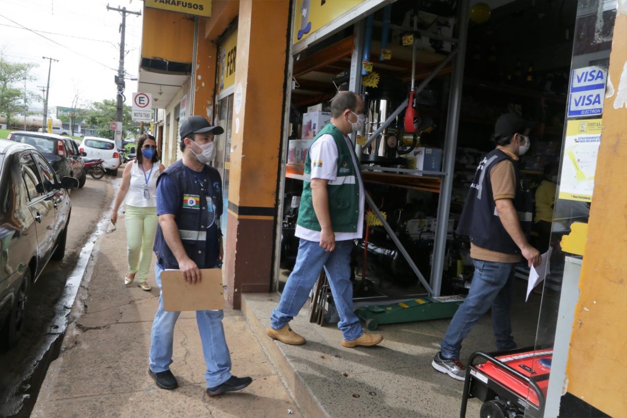 Fiscalização tem força-tarefa de secretarias em Araguaína e abre seleção para 10 auxiliares