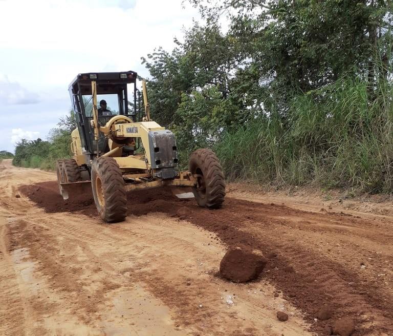 Governo inicia a semana com a manutenção de quase 700  km de rodovias estaduais