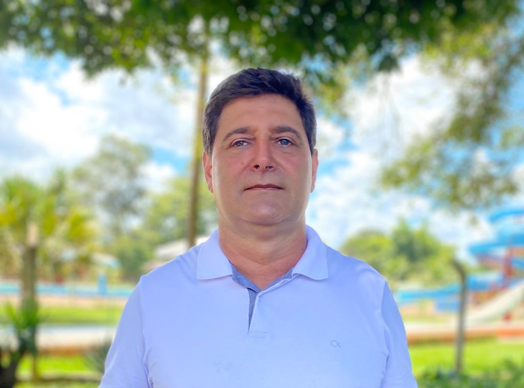 Filiado ao Patriota, empresário Rogério Leocadio é pré-candidato a prefeito de Lagoa da Confusão
