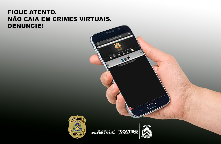 Homem que aplicava golpes por aplicativo de mensagens é preso pela segunda vez pela Polícia Civil em Palmas