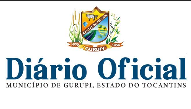 Mais uma ferramenta de modernização da Gestão em Gurupi: Implantação do Diário Oficial Eletrônico – DOMG