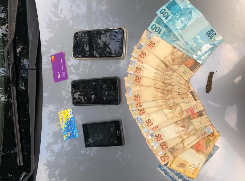 Polícia Civil prende mais uma suspeita de tráfico de drogas em operação no sul do Estado