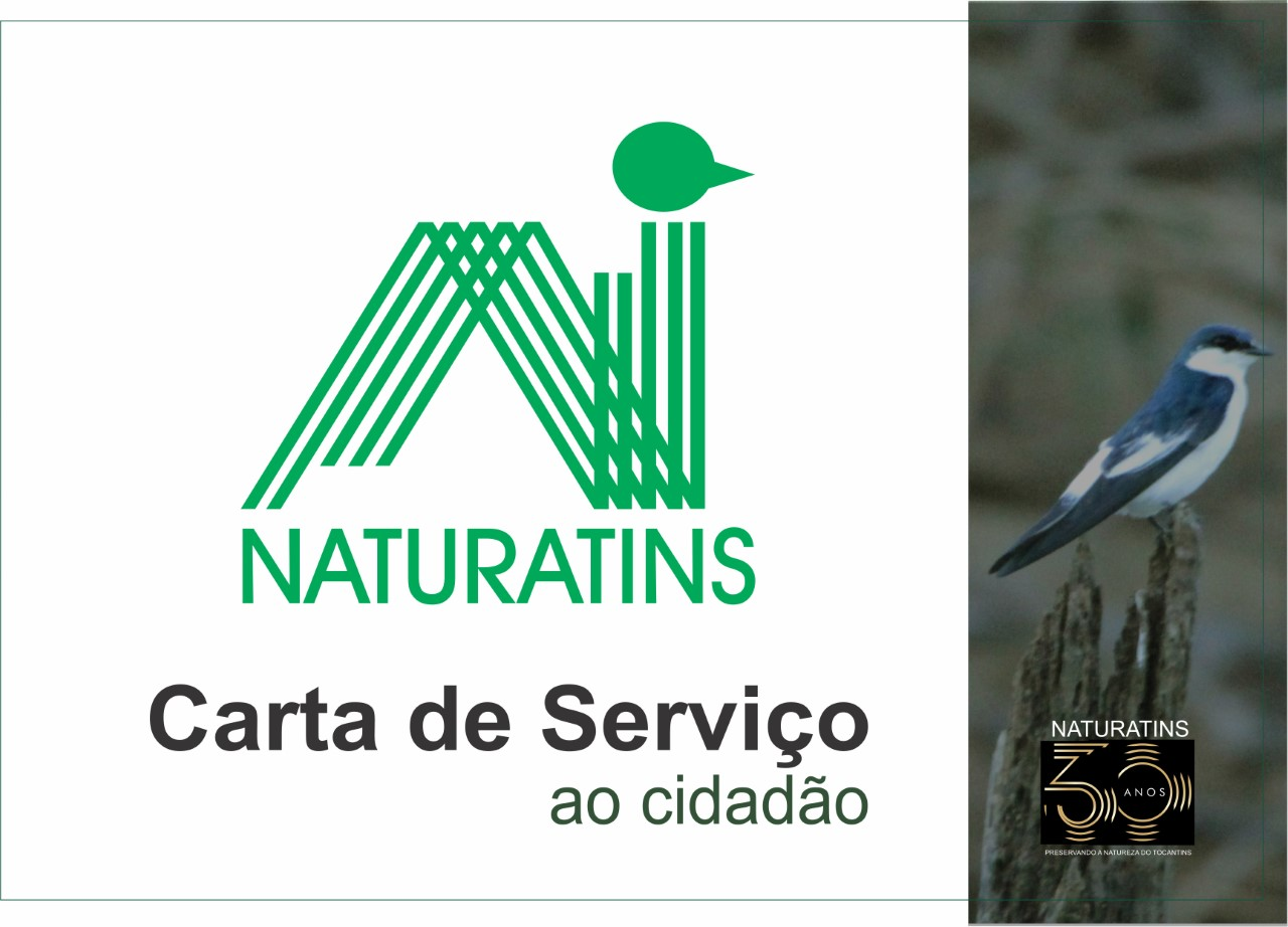 Naturatins disponibiliza Carta de Serviços do Instituto na Agrotins 2020