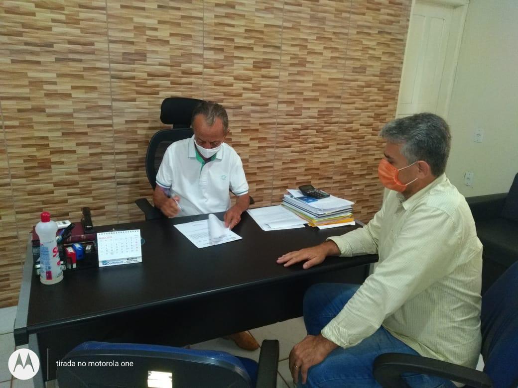 Prefeitura de Lago da Confusão inicia obra de reforma de unidade de saúde no assentamento Loroty