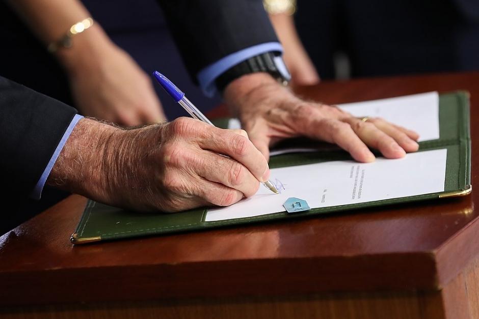 ATM informa que Presidência da República sanciona projeto de lei que concede auxilio financeiro aos Municípios para reposições