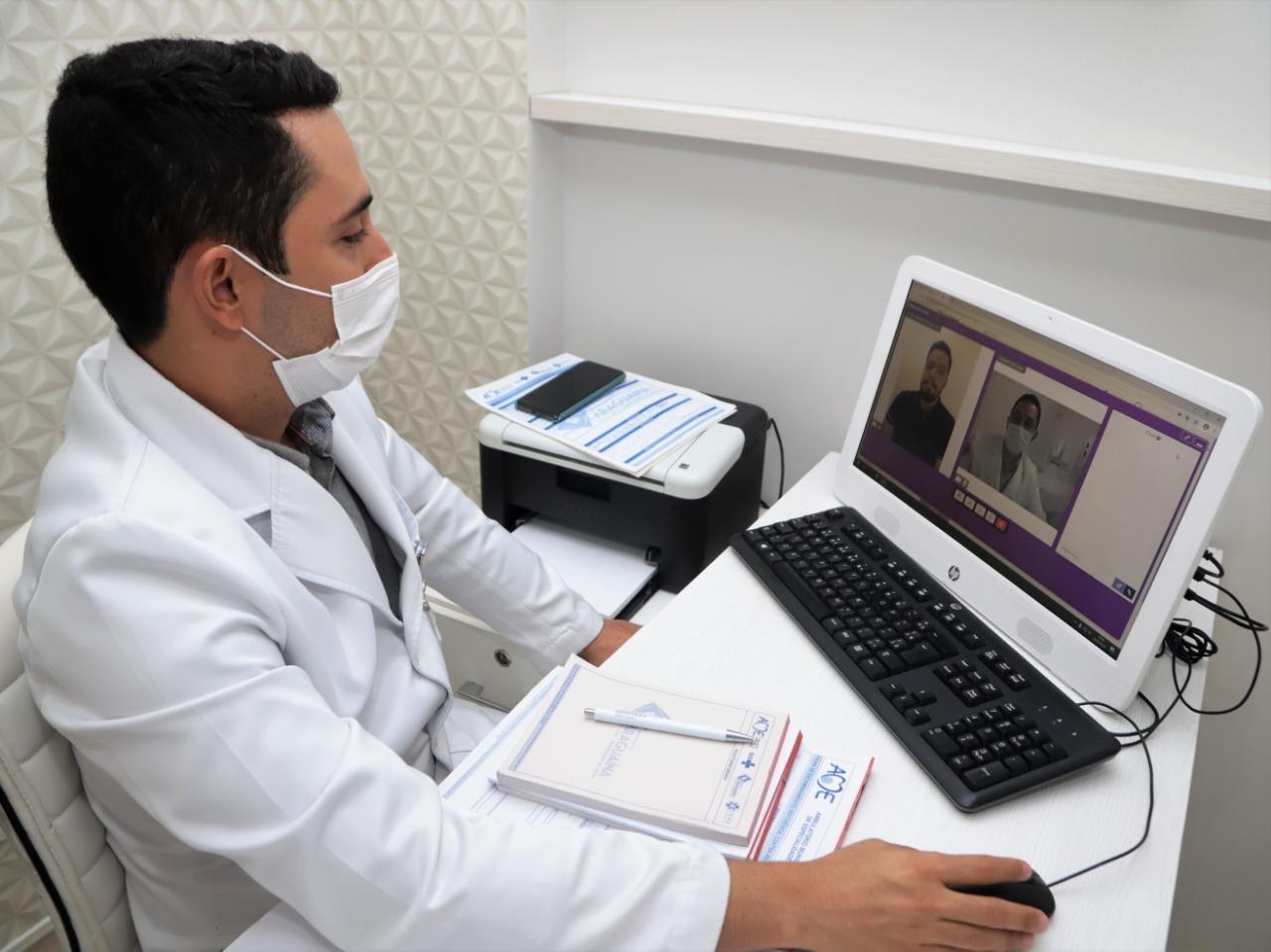Araguaína é uma das únicas cidades a usar telemedicina para pacientes com doenças crônicas no Brasil