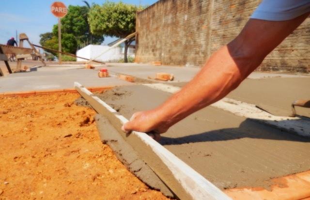 Prefeitura de Miracema inicia Projeto Calçada Solidária