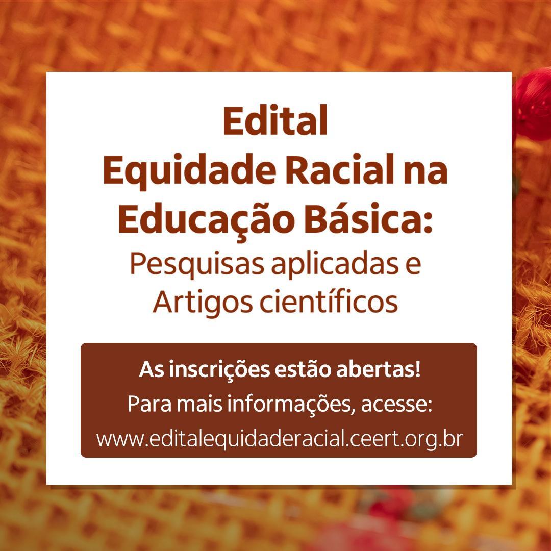 Edital de Equidade Racial dispõe de R$ 2,2 milhões para comunidade científica