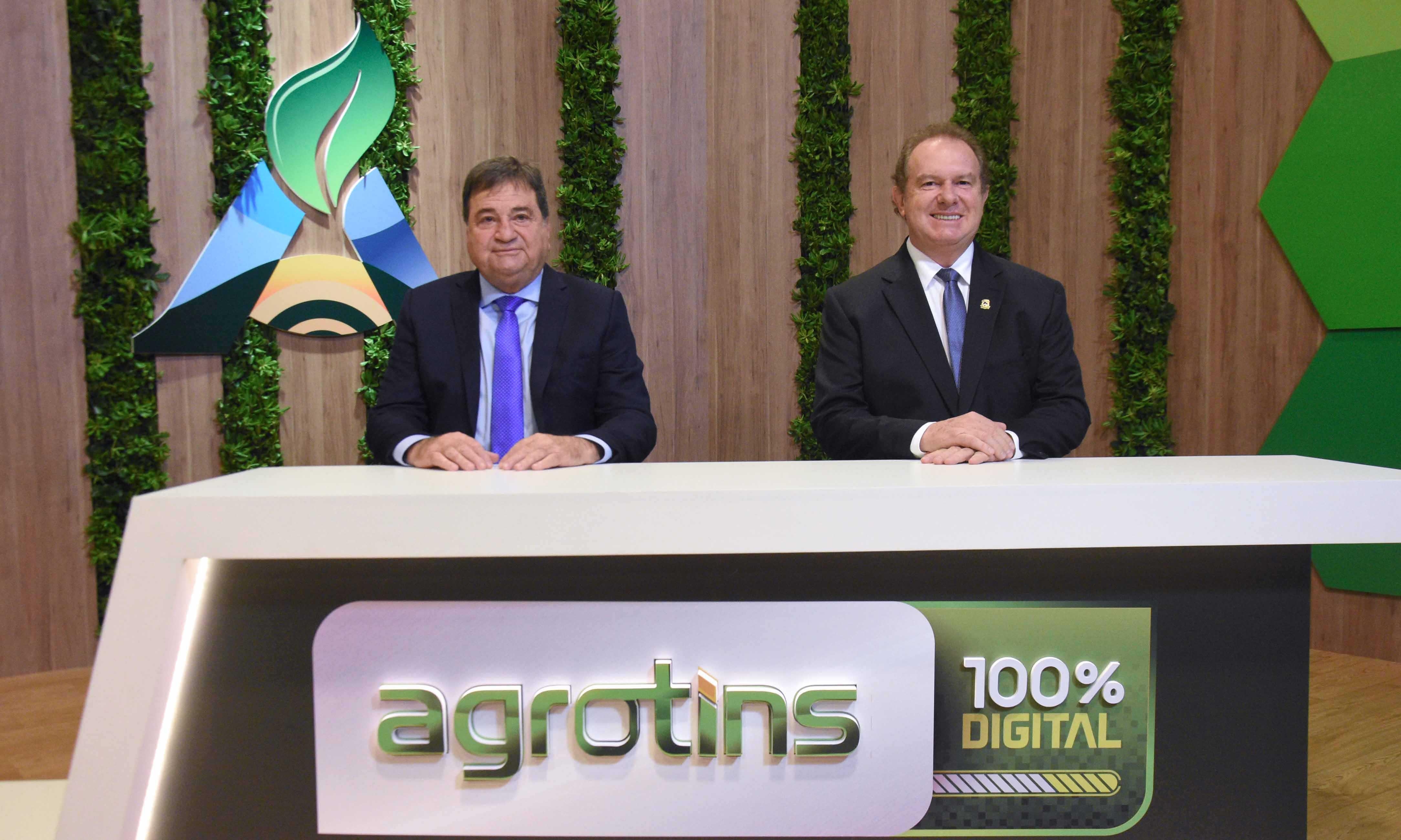 Empresários comemoram bons resultados obtidos com Agrotins 2020 100% Digital