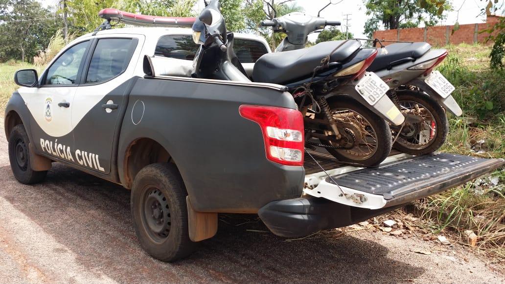 Polícia Civil do Tocantins intensifica combate a crimes de furto e roubo de veículos