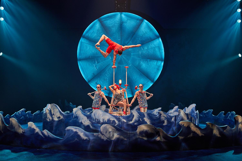 Cirque du Soleil entra em programa de auxílio econômico para evitar falência
