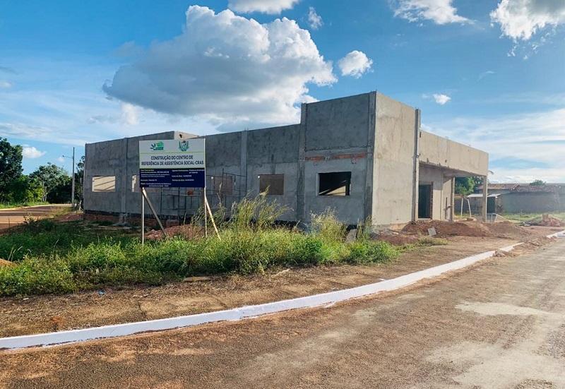 Prefeitura de Tabocão retoma obras de construção do novo CRAS do município