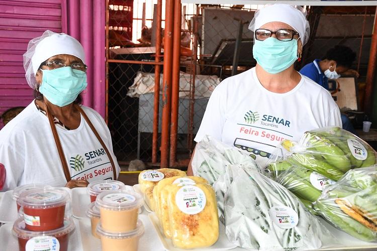 "Prefeitura de Paraíso adere ao Projeto ""Feira Segura"" e feirantes voltam a comercializar seus produtos"