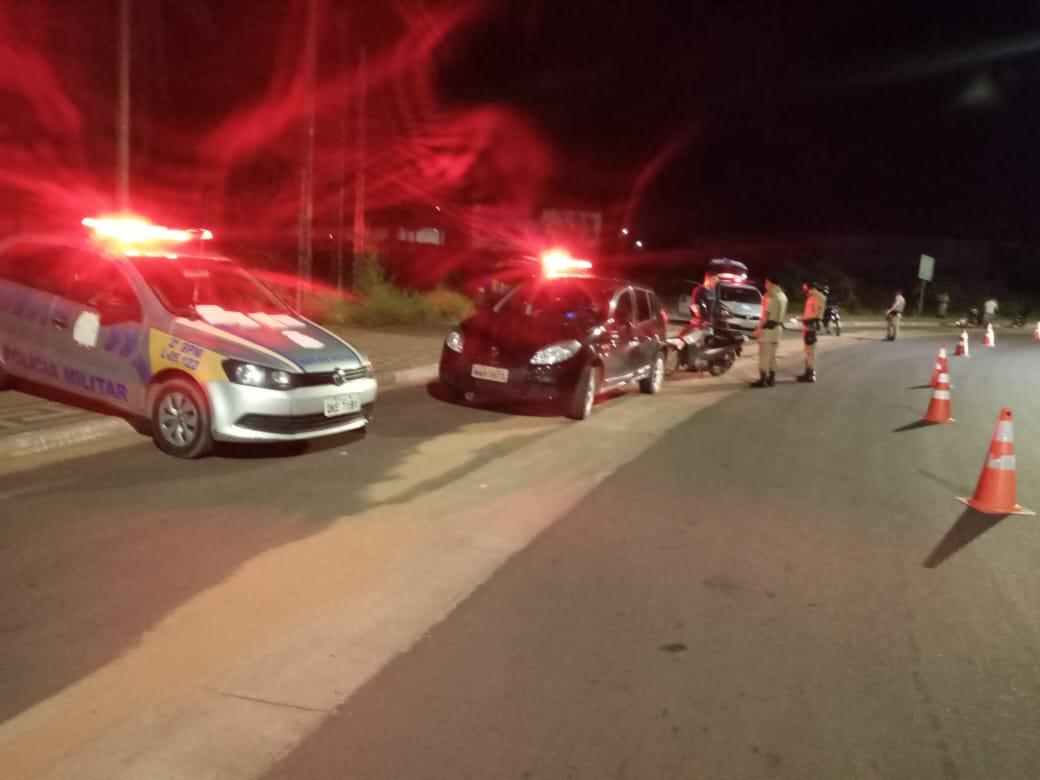 PM realiza operação conjunta com Detran em Araguaína