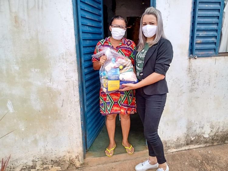 Governo do Tocantins atendeu mais de 2.600 famílias em cidades e assentamentos rurais no Vale do Araguaia, nesta semana