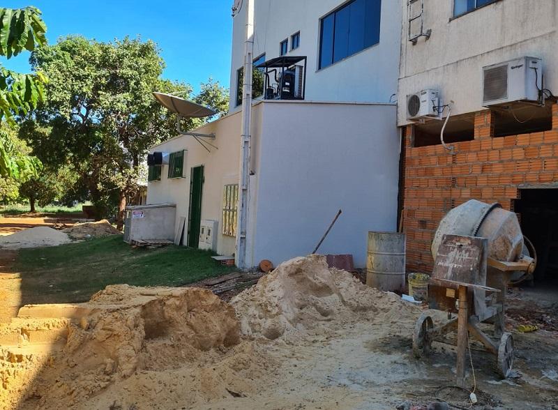 MPTO constata invasão cometida por diversos imóveis comerciais em área pública de Palmas